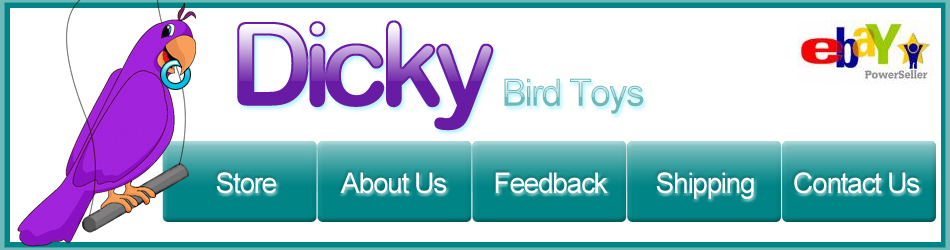 Dicky Bird Toys