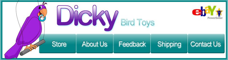 Dicky Bird Toys